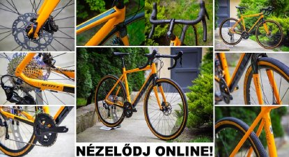 Look around online! – New photos from stock in K2 Bikeshop