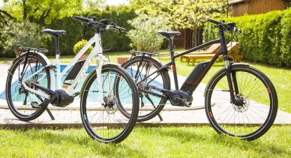 Test, Love: Test Your electric assisted Scott bikes!